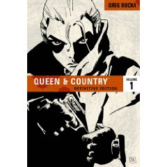 Queen and Country vol. 1