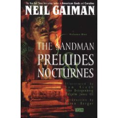 "Sandman 1: ""Preludes and Nocturnes"""